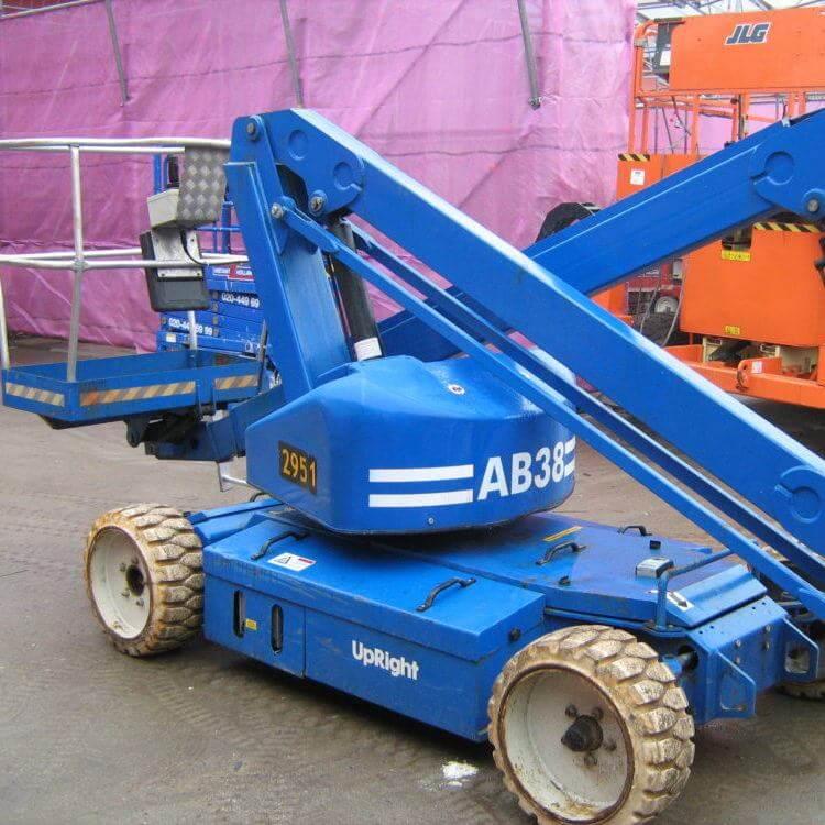 Foto Upright AB38